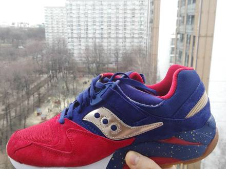 "<strong>Saucony</strong> 9000 grid ""Sparring with the <strong>Saucony</strong>"" - photo 1/5"