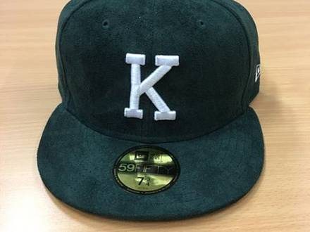 KITH Aspen New Era Cap Forest Green - photo 1/5