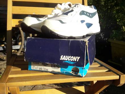 Vintage Saucony Grid Titan !Deadstock! - photo 1/8
