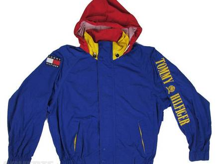 Vintage Tommy Hilfiger Jacket (Great condition) Edit - photo 1/8