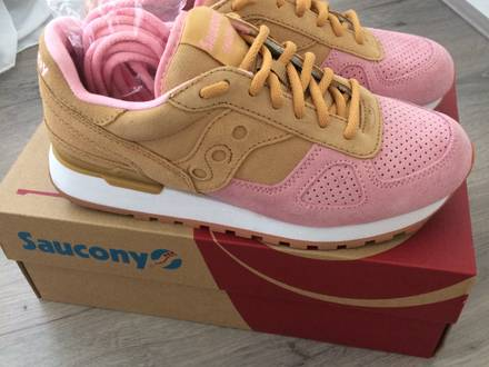 """<strong>Saucony</strong> shadow """"canolli pack"""" - photo 1/5"""