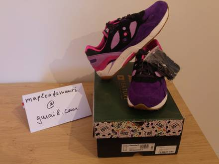 "<strong>Saucony</strong> G9 Shadow 6 Feature ""The Barney"" - photo 1/8"