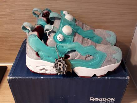 Reebok Instapump Fury Og X Sneakersnstuff 40 / 7,5 us / 6,5 uk - photo 1/5