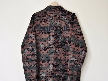 Supreme/<strong>Comme</strong> <strong>des</strong> Garçons SHIRT Coaches Jacket - photo 1/7