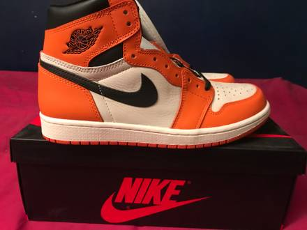 Air Jordan 1 Shattered Reverse Backboard - photo 1/8