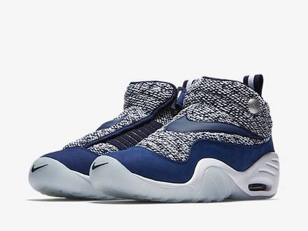 NIKELAB AIR SHAKE NDESTRUKT BLUE X PIGALLE - photo 1/5