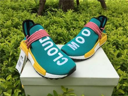 Adidas NMD human race x Pharrell Williams 10US - photo 1/7