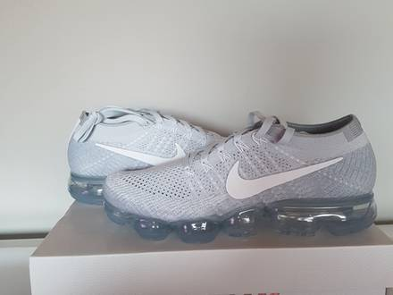 NIKE VAPORMAX FLYKNIT Medium Blue 849558 404