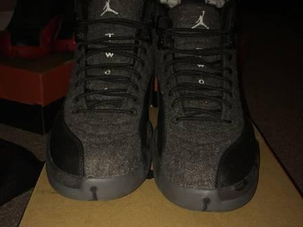 Air Jordan 12 - Wool - photo 1/5