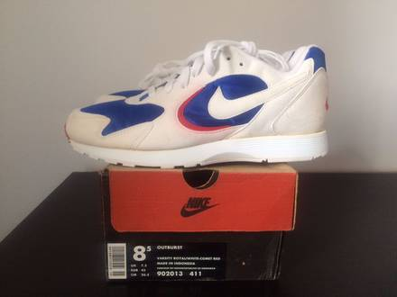 Nike Outburst OG Vintage 1995 - 8.5US - DS - photo 1/5