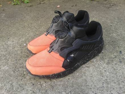"Puma Disc Blaze COA ""Salmon"" us 12 / 46 eu - photo 1/5"