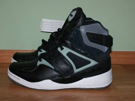 Reebok The Pump 25 Burn Rubber Limited Edition NEW DS - photo 1/5