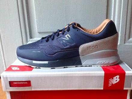 New Balance MD1500 re-engineered - photo 1/5