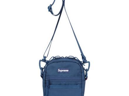 Supreme Small Soulder Bag - Teal - DSWT - photo 1/5