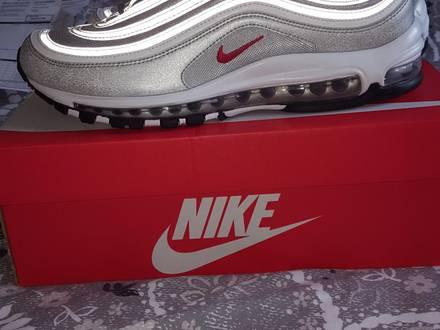 Nike <strong>air</strong> <strong>max</strong> <strong>97</strong> <strong>silver</strong> bullet - photo 1/5