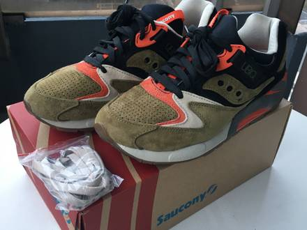 <strong>SAUCONY</strong> X UBIQ Dirty Martini Grid 9000 - photo 1/5