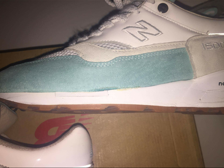 New Balance 1500 solebox toothpast mint 8us - photo 1/8