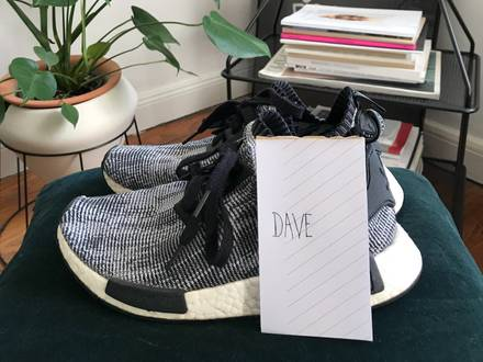 NMD R1 Primeknit Oreo - photo 1/6