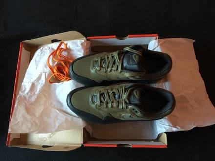 Nike Air Max 1 Premium Dark Stucco - photo 1/6