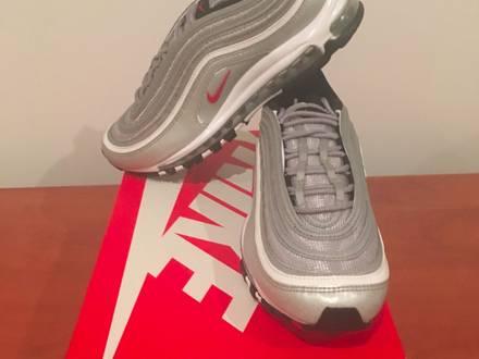Nike <strong>Air</strong> <strong>Max</strong> <strong>97</strong> OG <strong>Silver</strong> Bullet (2016/2017) - photo 1/6