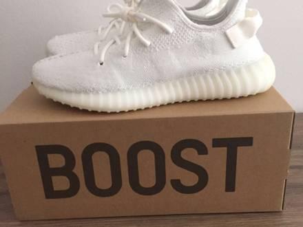 Adidas Yeezy Boost V2 Creme White - photo 1/5