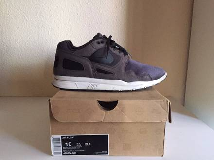 Nike Air Flow Anthracite - photo 1/5