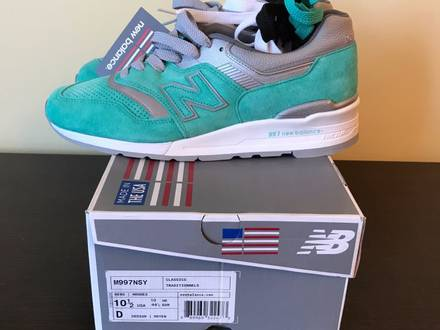 New Balance M997 X CNCPTS City Rivalry Pack New 10,5US - photo 1/5