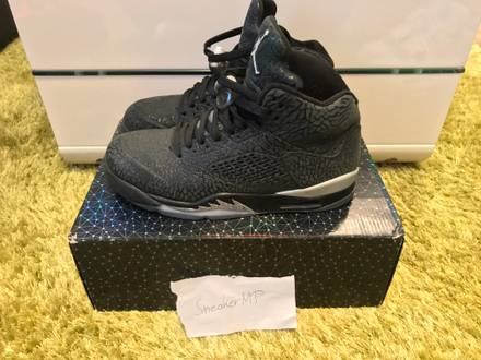 Nike Air Jordan 5 3Lab5 US 8 - photo 1/5