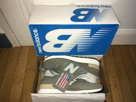 NEW BALANCE 1300 JAPAN 2015 NEW IN BOX SIZE EUR43-9,5US-9UK - photo 1/7