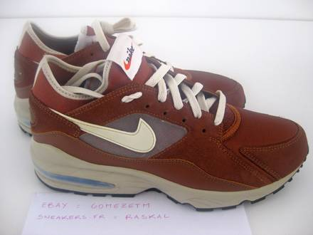 watch 0b5d6 cc55a Nike Air Max 93 9 DS (2005) AM93 314205 221 ltstronggt ...