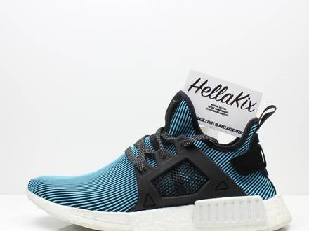 Sample <strong>Adidas</strong> <strong>NMD</strong> <strong>XR1</strong> PK Striped Teal/Black - photo 1/6