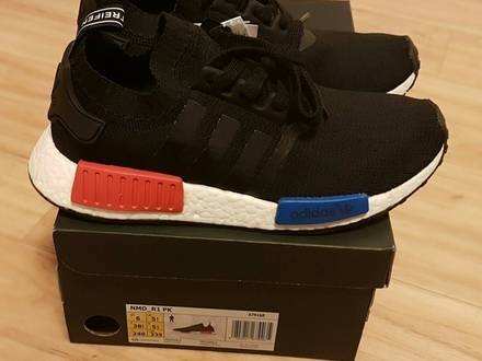 Adidas NMD R1 October Colorways First In Sneakers