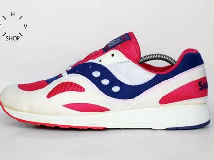 Saucony blaze nc sneakers 1994 90s kicks vintage ds deadstock bnwb womens grid - photo 1/8