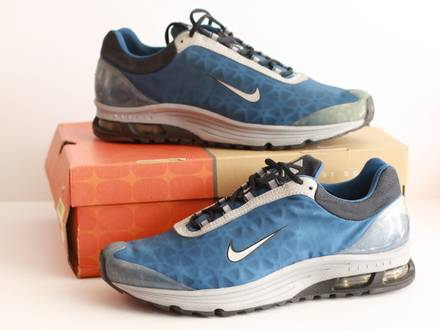 vintage Nike Air Storm Beacon 2004 US10,5 UK9,5 - photo 1/8