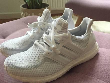 <strong>Adidas</strong> <strong>Ultra</strong> <strong>Boost</strong> 2.0 <strong>triple</strong> <strong>white</strong> - photo 1/6