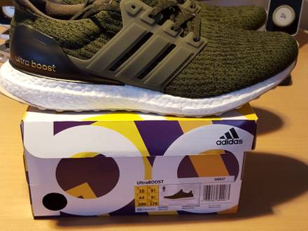 Adidas UltraBOOST 3.0 Night Cargo - photo 1/6
