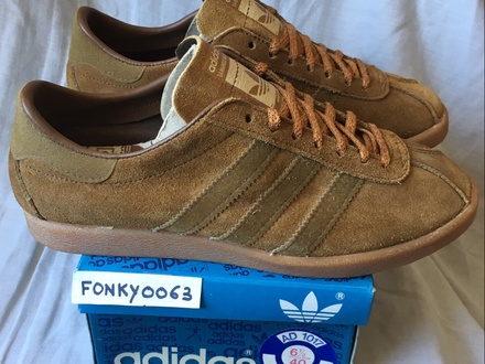 Adidas tobacco made in France - photo 1/9