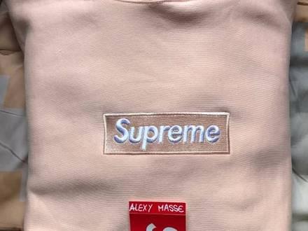 Supreme Peach Box Logo - photo 1/5