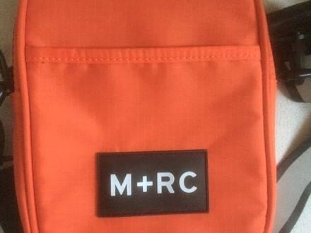 SIDE BAG M+RCNOIR FROM LAST DROP (palace,supreme,bape) - photo 1/5