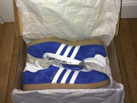 ADIDAS ATHEN SIZE 9,5US-9UK-43 1/3- SIZE EXCLUSIVE NEW IN BOX - photo 1/6