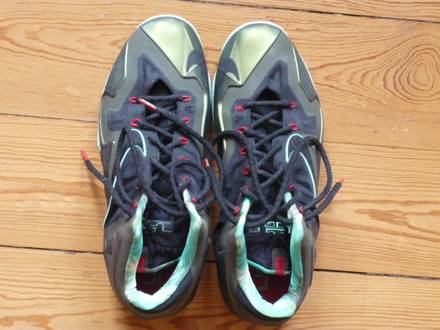 Lebron 11 Kings Crown - photo 1/5
