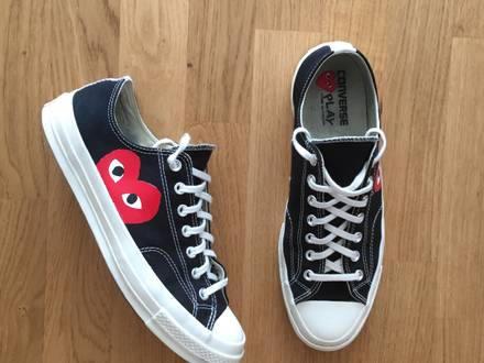 Converse x <strong>Comme</strong> <strong>des</strong> <strong>Garcons</strong> Play - photo 1/5
