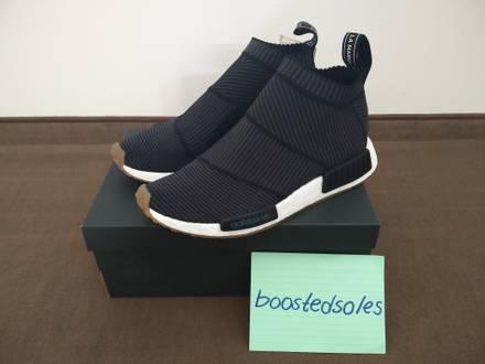 "Adidas NMD_CS 1 ""City Sock"" Gum Pack - photo 1/7"