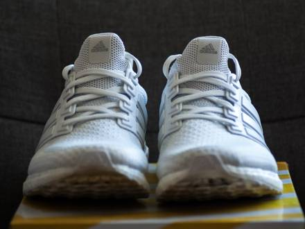 "<strong>Adidas</strong> <strong>Ultra</strong> <strong>Boost</strong> 2.0 ""<strong>Triple</strong> <strong>White</strong>"" - photo 2/8"