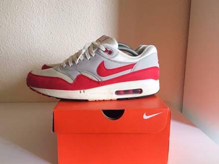 Nike Air Max 1 OG Red - photo 1/7