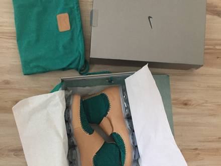 Nike lab x Marc Newson Vapormax ID - photo 1/5