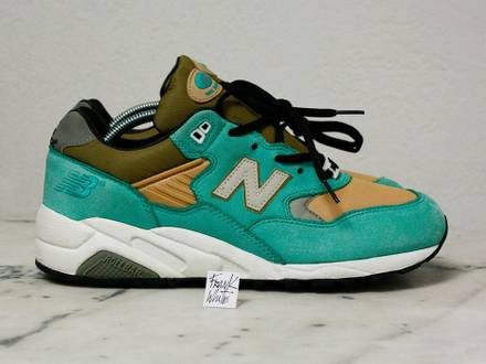 New Balance 580 MT580AT Stussy Mad Hectic - 9.5US - Og All - photo 1/8