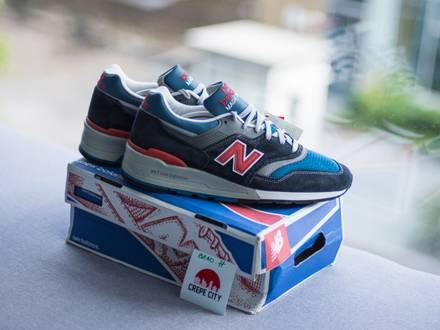 """New Balance 997JNB """"Made in USA"""" - photo 1/5"""