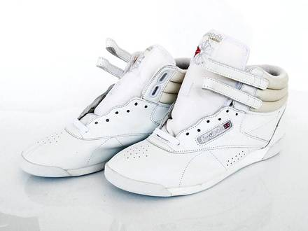 REEBOK FREE STYLE HI VINTAGE - photo 1/8