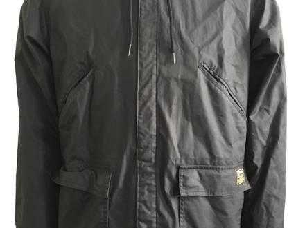NIKE SB Banks Hooded Coaches Jacket - Size M (Medium), black grey - photo 1/7